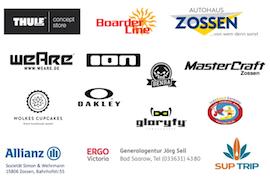Danke - Sponsoren 2014