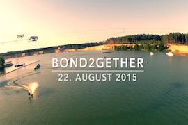 Ankündigung Bond2gether 2015